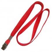 Cordão  Vermelho - Terminal Jacaré (Pacote com 25 Unidades)