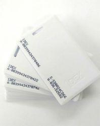IDEX - CLAMSHLELL - CARTÃO DE PROXIMIDADE (Pacote com 100 Unidades)
